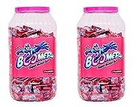 Wrigley Boomer Super Bubble Gum, Strawberry Flavoured (460 Pcs)