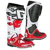 Gaerne Motocross-Stiefel SG 12 Rot Gr. 42