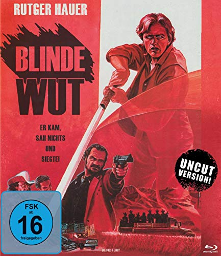 Blinde Wut - Uncut Kinofassung [Blu-ray]