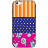Printland Designer Back Cover For Apple Iphone 6S - Cases Cover best price on Amazon @ Rs. 349