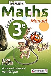 Manuel iParcours maths cycle 4 - 3e