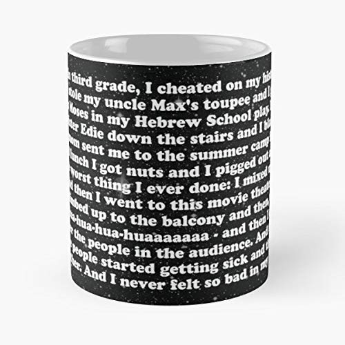 Goonies The Confession Chunk - Best Gift Ceramic Coffee Mugs