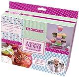 Le Meilleur Pâtissier 95607 MP Kit Cupcakes Silicone/Papier