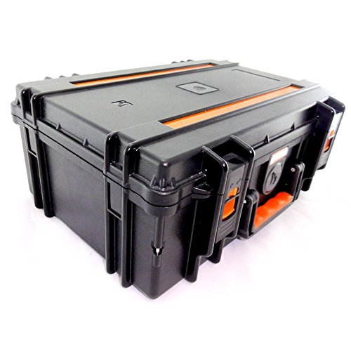73502 Outdoor Dry Box Koffer ABS Kunststoff Camping Survival