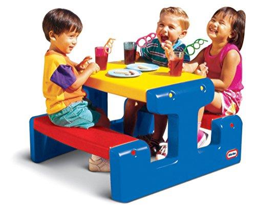 little tikes 479500070 - Kleiner Picknicktisch, bunt