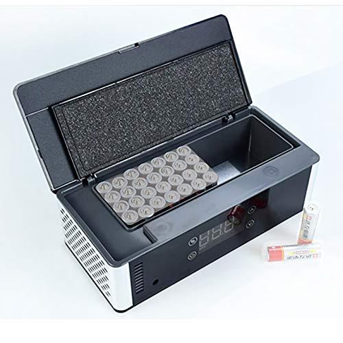 51uRo l%2BYpL - CX Best Medicina Congelador Enfriadores de insulina Enfriamiento de medicamentos para diabéticos Mini refrigerador portátil Súper silencioso Alta Capacidad
