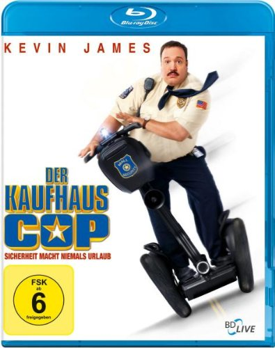 Sony Pictures Home Entertainment Der Kaufhaus Cop [Blu-ray]