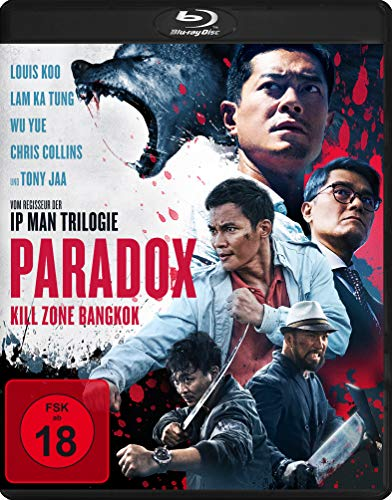 Paradox - Kill Zone Bangkok [Blu-ray]