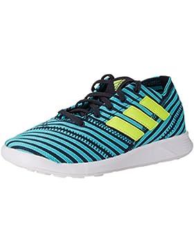 Adidas Nemeziz 17.4 TR J, Zapatillas de Fútbol para Niños