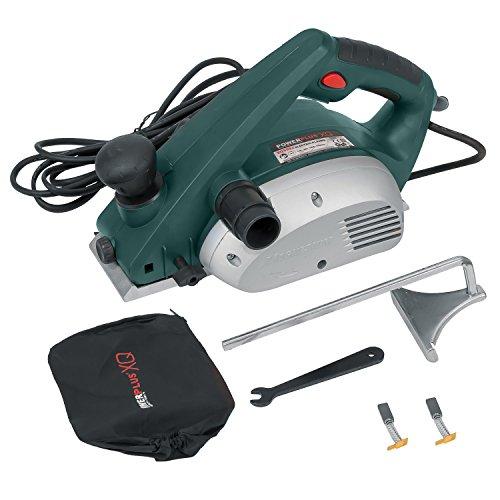 Varo Elektrohobel 800 Watt Holzhobel Einhandhobel Hobelmaschine - Hobelbreite 82 mm