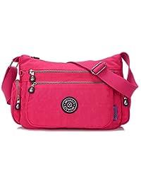 b52a6b2751 YHstore Designer Style Ladies Medium Handbag Hobo Shoulder Crossbody  Messenger Tote Bag