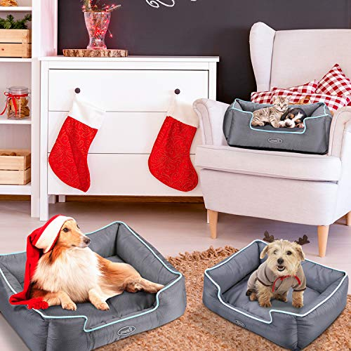 Zoom IMG-1 cuccia per cani sfoderabile cuscino