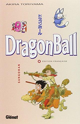 Dragon Ball, tome 9 : Sangohan par Akira Toriyama
