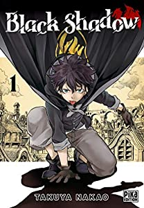 Black Shadow Edition simple Tome 1