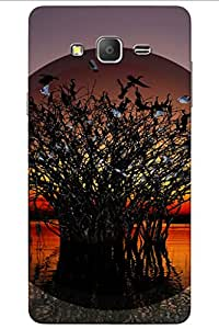 SRS Tree in Bottle 3D Back Cover for Samsung Galaxy On5