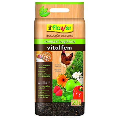 Flower 80126 80126 - Compost orgánico Color No Aplica