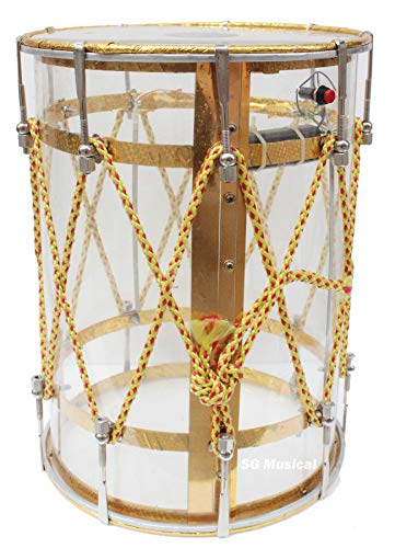 SG-Musical-Transparent-Lighting-Medium-Bhangra-DholPunjabi-Dhol-Wedding-Festival