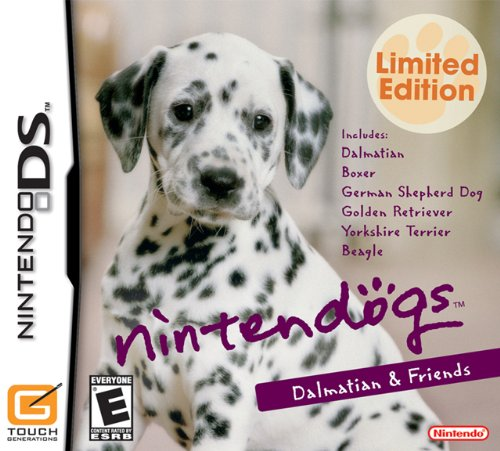 Electronic GIOCO DS NINTENDOGS