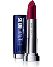 Maybelline New York Color Sensational Loaded Bold Lipstick, Midnight Date, 3.9g
