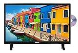 MEDION P12311 69,9 cm (27,5 Zoll HD) Fernseher (Triple Tuner, DVB-T2 HD, DVD-Player, Mediaplayer, HDMI, CI+, USB)