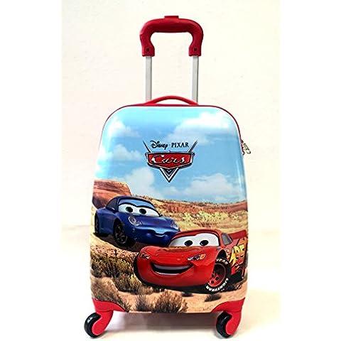 Niños Character de maleta trolley de viaje de vacaciones bolsas 18