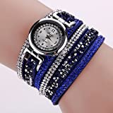 Tabla Lady Diamond Bracelet Bracelet Watch Todos-Match Ver Moda Cruceros De Recreo,Tipo 9