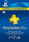 PlayStation Plus: abonnement de 15 mois [Code Jeu PSN PS4 - Compte français]