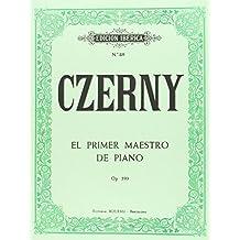 El Primer Maestro del Piano Op.599
