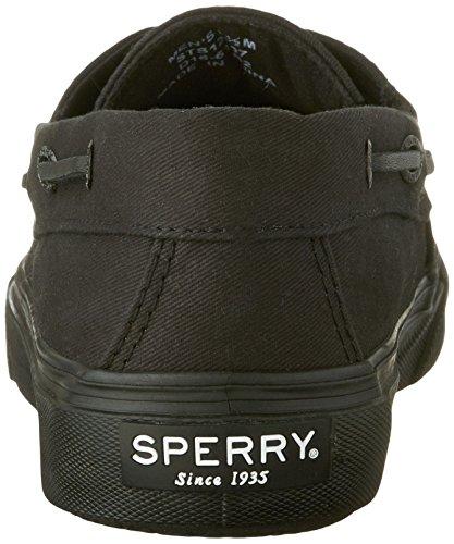 Sperry Top-Sider Bahama 2-eye, Baskets Basses homme Noir (Black)
