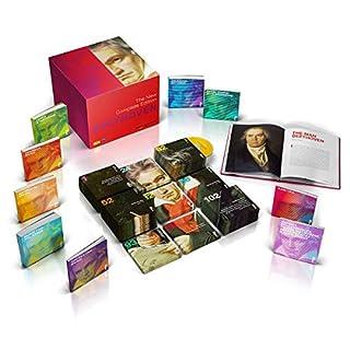 Die neue Gesamtedition (Die offizielle Edition in Zusammenarbeit mit dem Beethoven-Haus Bonn auf 118 CDs + 2 DVDs + 3 Blu-ray Audio Discs) by Karajan (B07S8636CP)   Amazon price tracker / tracking, Amazon price history charts, Amazon price watches, Amazon price drop alerts