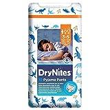 Pantalons Huggies Dry Nites pyjama pour garçons 3-5yrs (10) - Paquet de 6