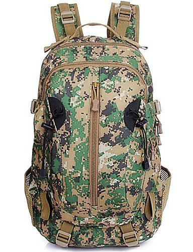 HWB/ 10 L Rucksack Wasserdicht Armeegrün Oxford three sand color