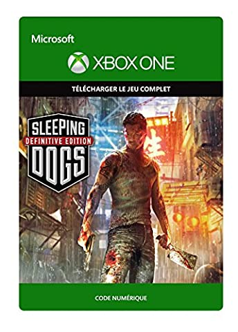 Sleeping Dogs: Definitive Edition [Xbox One - Code jeu à
