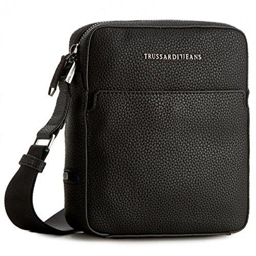 trussardi-jeans-bolso-bandolera-negro-negro