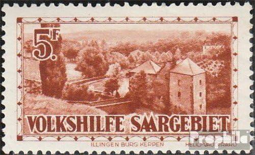 Sarre 167 1932 1932 1932 volkshilfe:Châteaux et eglises (Timbres pour Les collectionneurs)   Promotions  f3a3bd