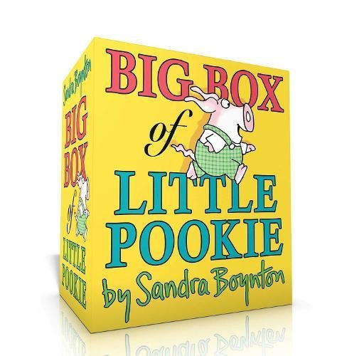 Big Box of Little Pookie: Little Pookie; What's Wrong, Little Pookie?; Night-Night, Little Pookie; Happy Birthday, Little Pookie; Let's Dance, Little Pookie; Spooky Pookie Night Box
