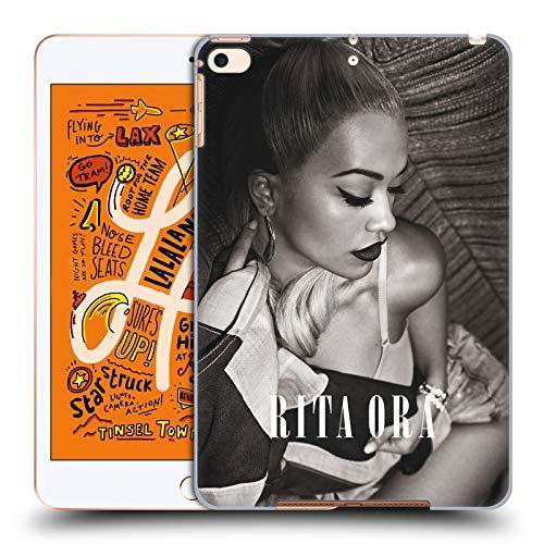 Head Case Designs Offizielle Rita Ora Kalender September Kunst Harte Rueckseiten Huelle kompatibel mit iPad Mini (2019)