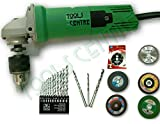 TOOLS CENTRE 2 IN 1 ANGLE GRINDER / DRIL...