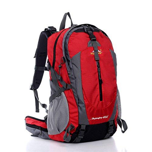 YUEER All'aperto Alpinismo Spalle Viaggio Trekking Viaggiare Uomini E Donne Campeggio Multifunzione Zaino,A A