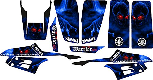 warrior-skull-personnalisee-bleu-350-kit-quad-graphique-en-vinyle