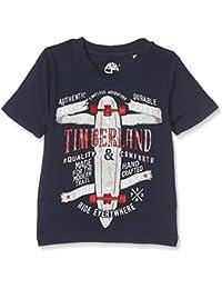 Timberland T25l64, T-Shirt Garçon