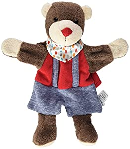 Sterntaler 3601729-marioneta de Mano Bobby