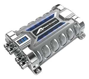 power acoustik 30 farad kondensator navigation. Black Bedroom Furniture Sets. Home Design Ideas