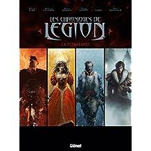 Les chroniques de Légion, Tome 1 à 4 :  : Coffret 4 volumes