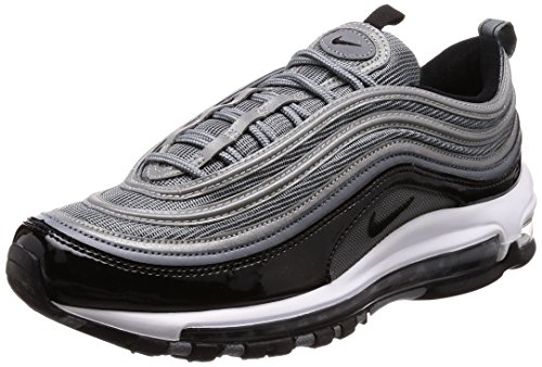 the best attitude 5ae28 7ab42 Nike Air MAX 97 Hombre Running Trainers 921826 Sneakers Zapatos (UK 11 US  12 EU