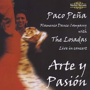 Arte Y Pasion: Live in Concert