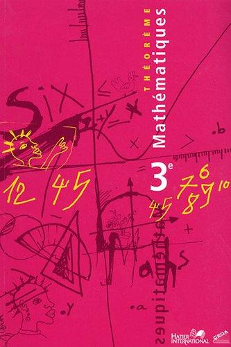 Mathématiques 3e Théorème