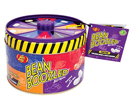 Bean Boozled Spinner Dose 4th Edition Jelly Belly Beans 95g