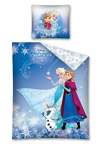 Funda nordica Frozen Disney Magic Snow 160x200cm