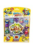 SUPERZINGS IV - Blister con 10 personaggi (1 dorato)
